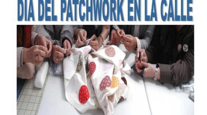 Este domingo, dia del Patchwork en la calle
