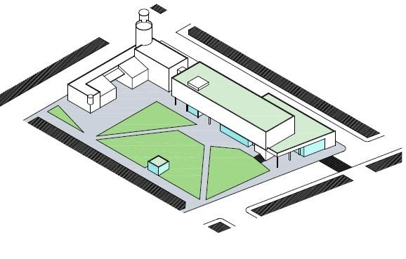 Propuesta para la conservación parcial del antiguo cuartel de la Guardia Civil