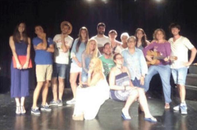 Este viernes estreno de los alumn@s del taller de teatro de San Adrián