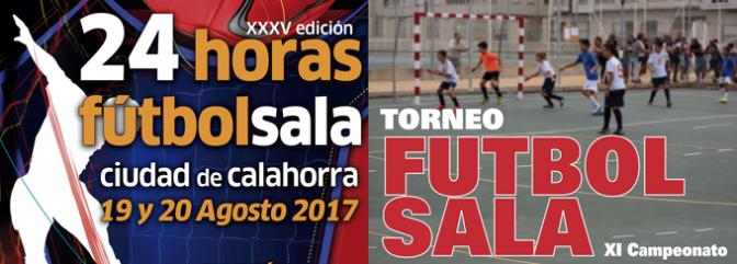 Torneos deportivos en Calahorra