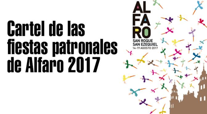 'Aire de fiesta' es la obra elegida como Cartel de las fiestas patronales de Alfaro 2017