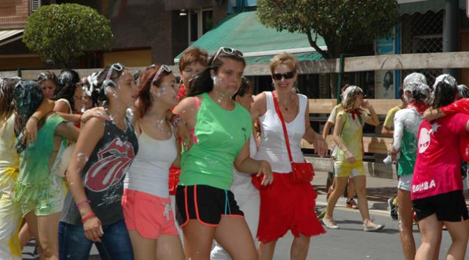 Ultimo día de fiestas en Rincón de Soto