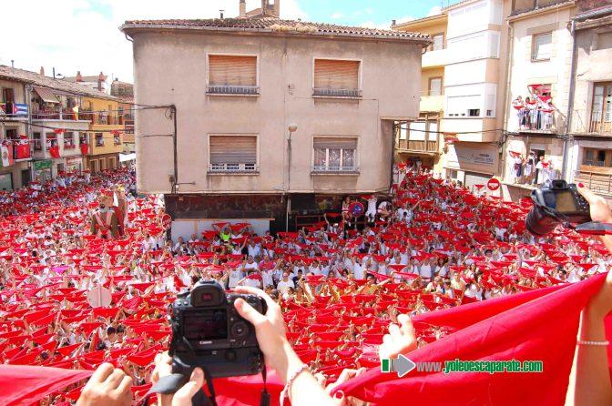 San Adrián ya vive sus fiestas