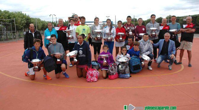 "XXXII Torneo Nacional de Tenis Ciudad de Calahorra ""La Acampada"""