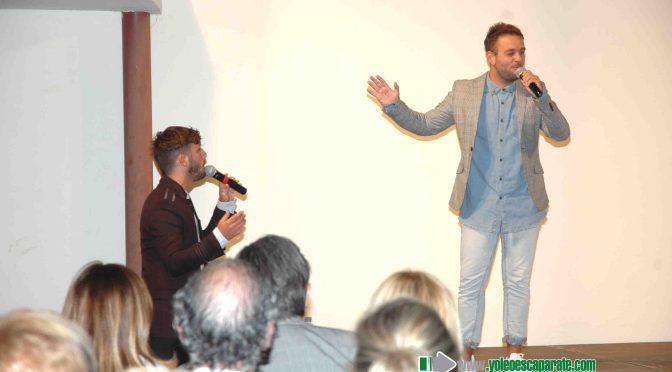 Jonás y Álvaro, hicieron bailar a un público muy entregado