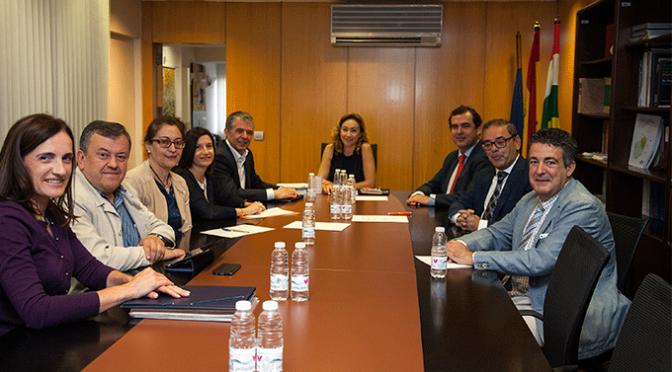 El Patronato de la Fundación Hospital de Calahorra nombra gerente del centro a Juan Manuel Pacheco