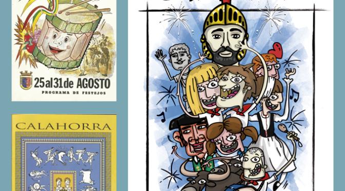 Exposición carteles Calahorra fiestas