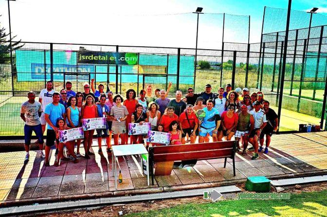 I Torneo Padel 48 horas en Alfaro