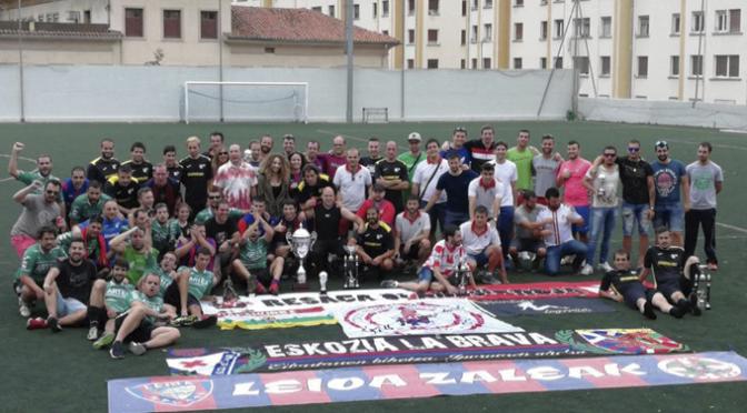XI Torneo de fútbol 7 Interpeñas