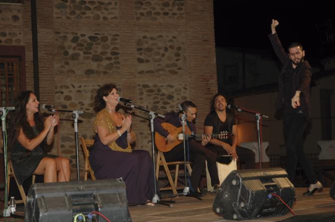 Isabel Luna en Calahorra