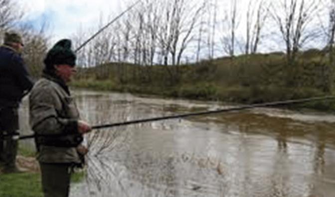 Novedades para la temporada de pesca 2019 en La Rioja