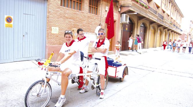 Muchas actividades en las fiestas de San Adrián