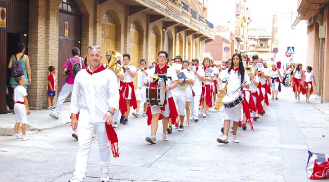 27 de julio en San Adrián