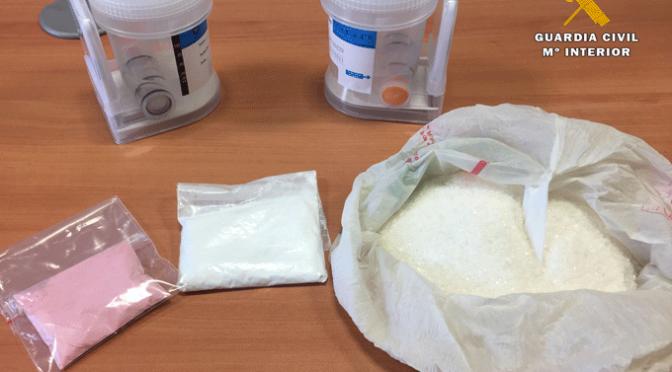 La Guardia Civil desarticula en Calahorra un nuevo punto de venta de droga