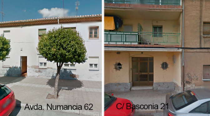 Rehabilitación de viviendas municipales en Calahorra