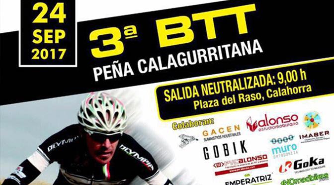3ª BTT Peña Calagurritana