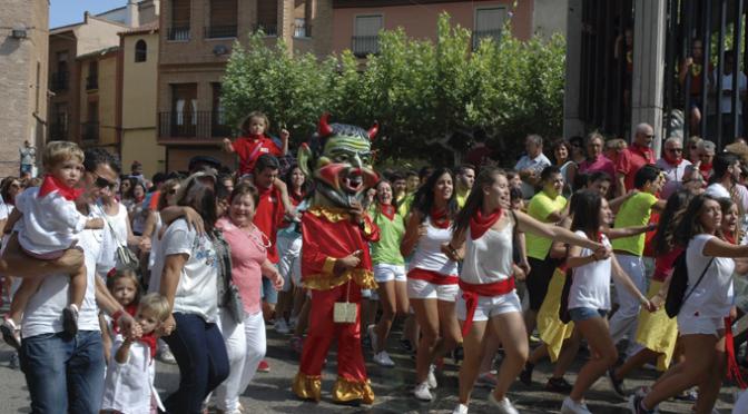 Día de los jóvenes en Aldeanueva