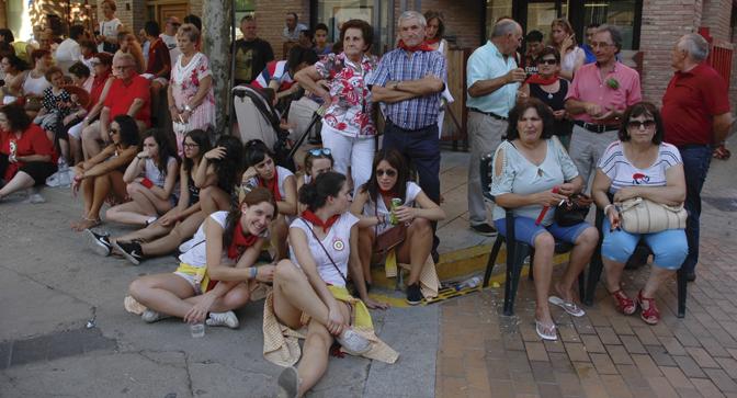Aldeanueva de Ebro termina sus fiestas