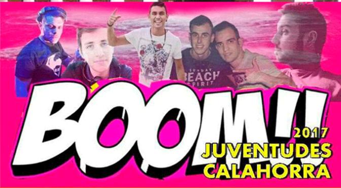 Fiesta Joven Boom!!