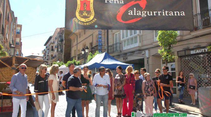 GALERIA: Feria de artesania de la Peña Calagurritana