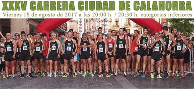 XXXV Carrera Ciudad de Calahorra
