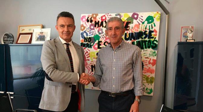 El Gobierno y Fundación Cáritas-Chavicar renuevan su colaboración