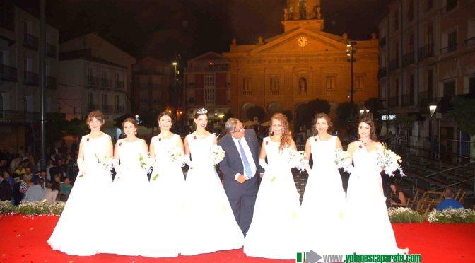 GALERÍA: Desfile y coronación Reinas de Fiestas de Calahorra