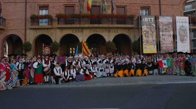 """XXIX  Festival Internacional De Danzas """"Ciudad De Calahorra"""