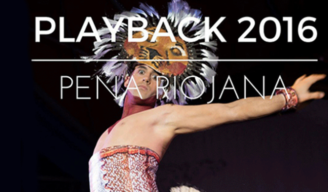 Exposición fotográfica 'Play Back 2016 Peña Riojana'