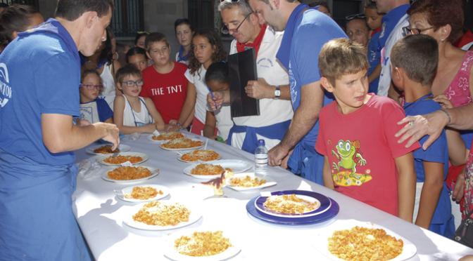 Las fiestas continúan en Calahorra