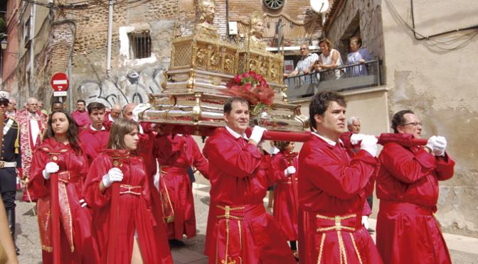 Día grande de las fiestas de Calahorra