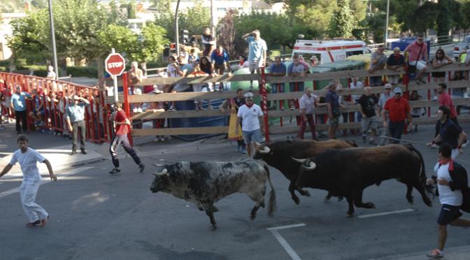 Último día de fiesta en Alfaro