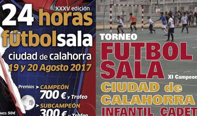 Fin de semana dedicado al fútbol en Calahorra