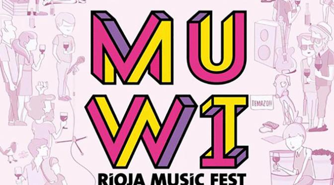 MUWI LA RIOJA MUSIC FEST presenta su cartel por dias