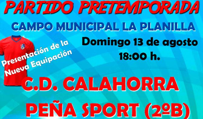 Este domingo pretemporada del CD Calahorra