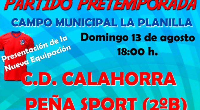 Este domingo pretemporada del CD Calahorra