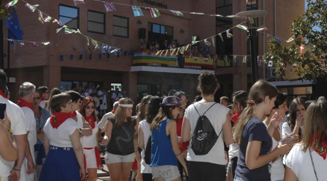 Fiestas y fin de semana en Pradejón
