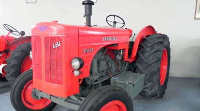 Tractores clásicos en  La Rioja