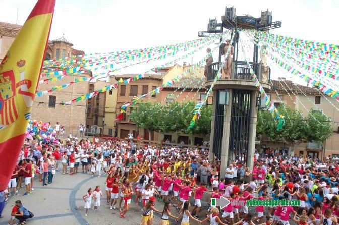 GALERÍA: Aldeanueva de Ebro ya está en fiestas
