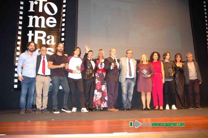 """Galería: Gala entrega de premios XVIII FESTIVAL DE CORTOMETRAJES """"¡CORT…en! – Ciudad de Calahorra"""