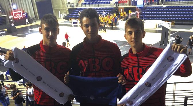 El equipo ABQ Snake gana el 3×3 del circuito pretemporada Movistar liga Endesa