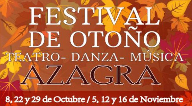 Festival de artes escénicas en Otoño