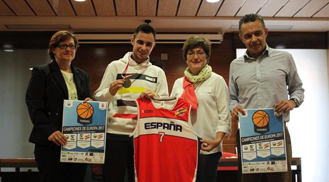 Torneo Homenaje a la Selección Española de Baloncesto de Sordos Sub-20