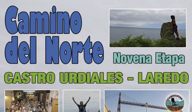 9ª Etapa del Camino Santiago del Norte a pie