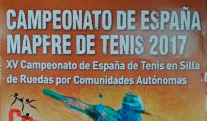 Campeonato de España de tenis de sillas de ruedas