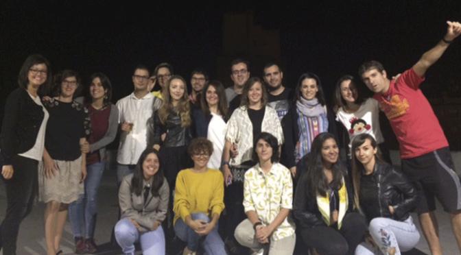 Encuentro de voluntarios del Consejo de la Juventud Comarcal de Calahorra