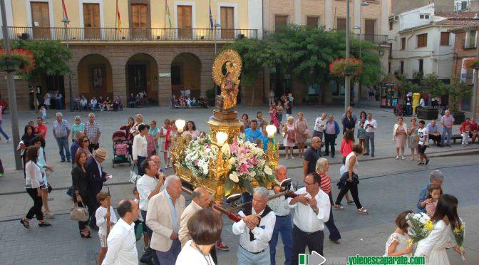 Galeria: Fiestas de la Virgen del Burgo