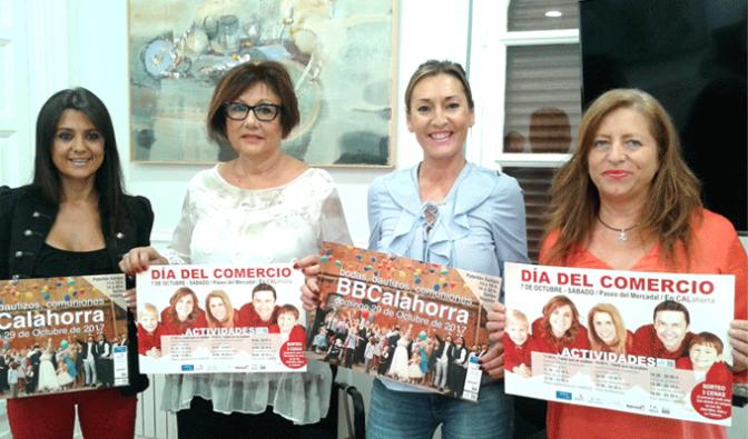 Celebración dia del comercio en Calahorra y presentación BBC 2017