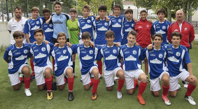 Enhorabuena al Cadete 1ºde la EFB Juventud Calahorra