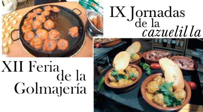 Vuelven dos citas gastronómicas importantes para Calahorra